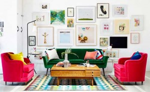 optimized-colorful-art-wall-by-emily-henderson