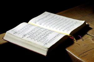 hymnal worship