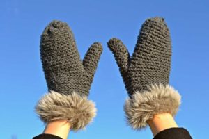 mittens cold weather