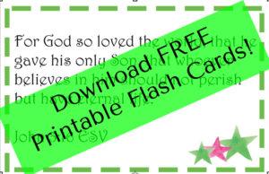 printable military kid flash card