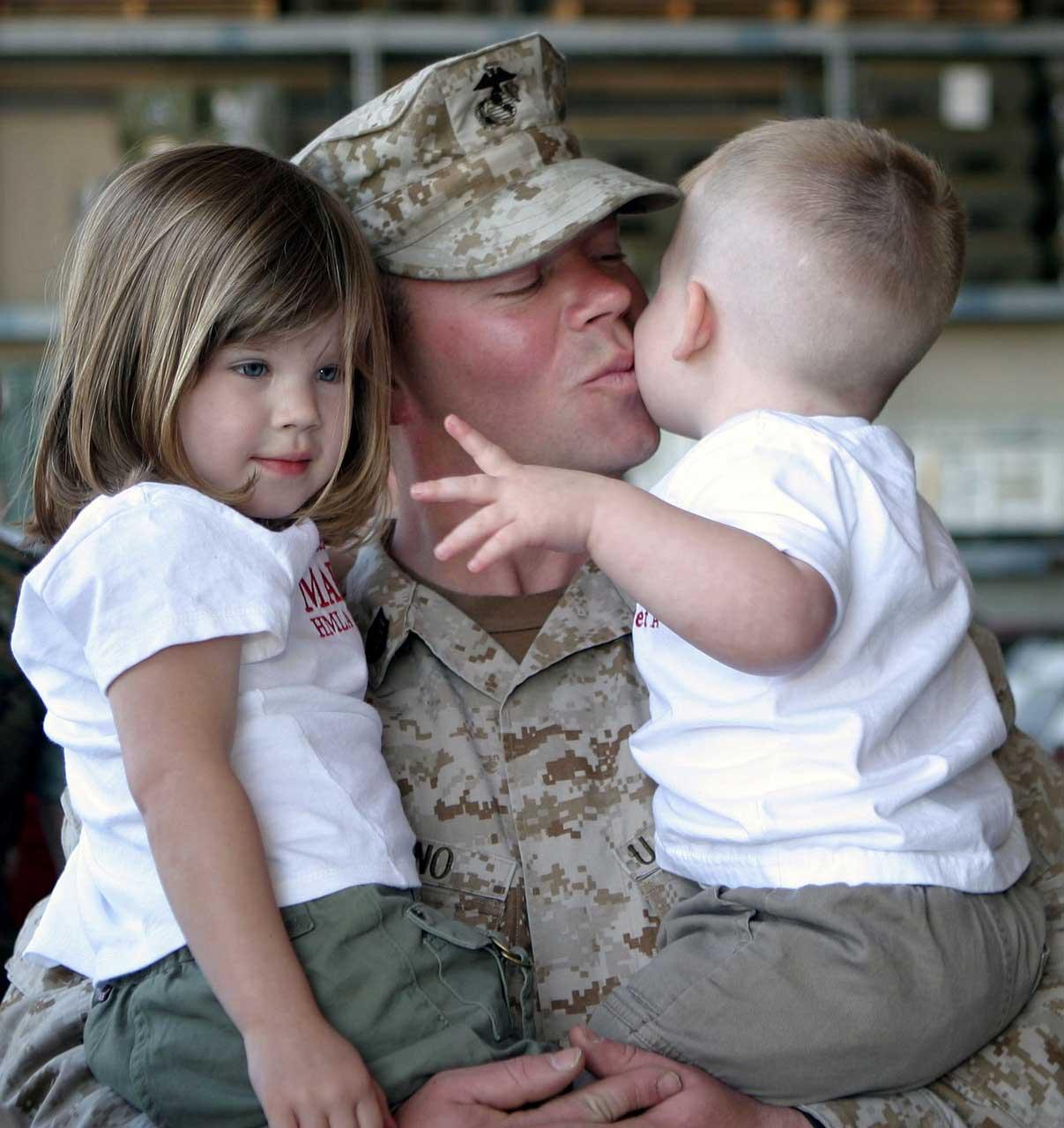 military kid bible verse 3