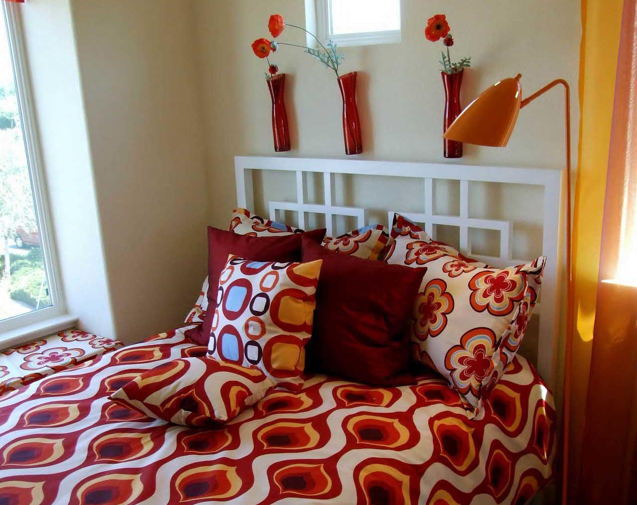 Military kid bedroom