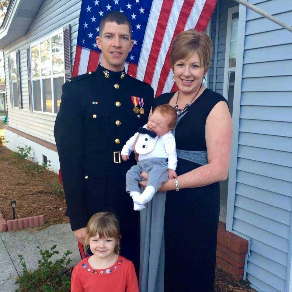 servant mama military spouse blogger