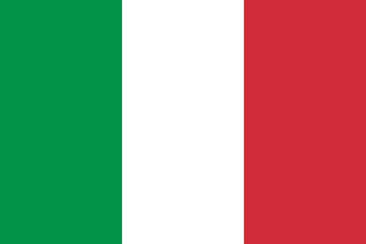OCONUS italy flag