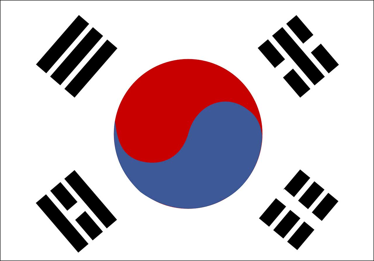 south korea OCONUS flag