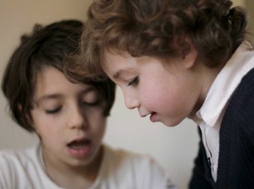 military children changing schools