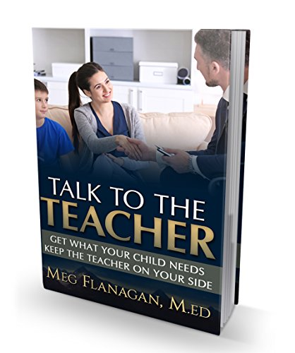 Talk to The Teacher by Meg Flanagan