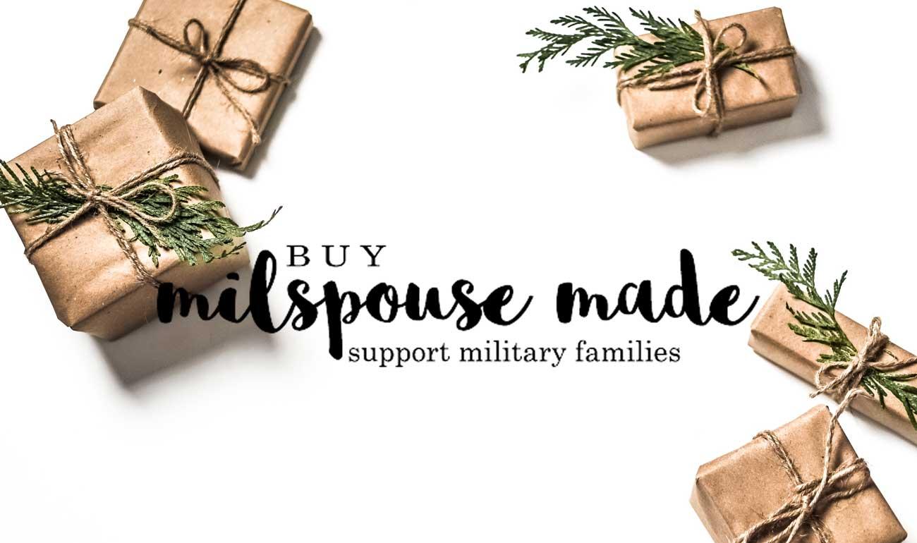 milspouse made